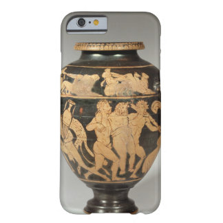 Stamnos, Dionysiac scene, Etruscan red-figured per Barely There iPhone 6 Case