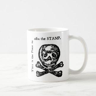 Stamp Act Satire Coffee Mugs