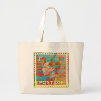 stamp canvas bags