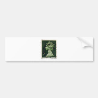 Stamp Bumper Stickers
