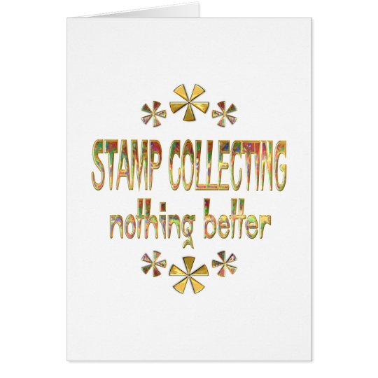 STAMP Collecting Card