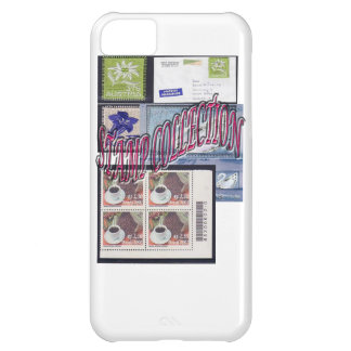 Stamp collection Ethnic and Elegant Cover For iPhone 5C