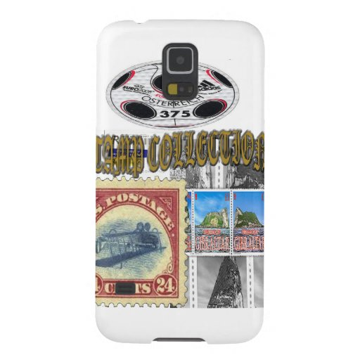 Stamp Collection Gold Galaxy Nexus Cover