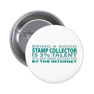 Stamp Collector 3 Talent Pins