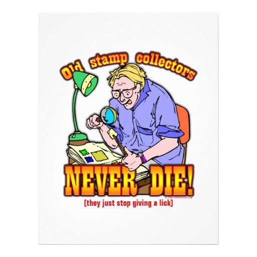 Stamp Collectors Flyer