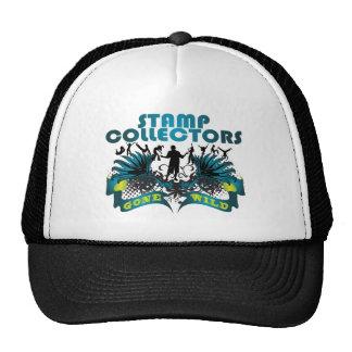 Stamp Collectors Gone Wild Trucker Hat