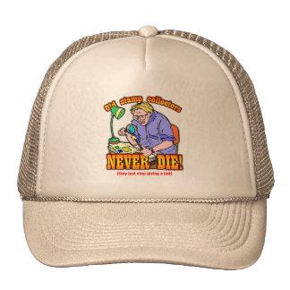 Stamp Collectors Trucker Hats