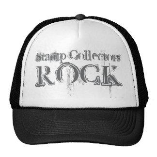 Stamp Collectors Rock Trucker Hats