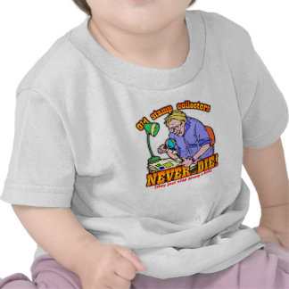 Stamp Collectors T Shirts