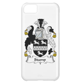 Stamp Family Crest iPhone 5C Covers
