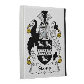 Stamp Family Crest iPad Folio Cases