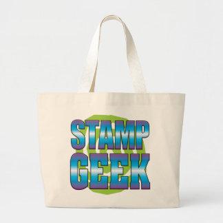 Stamp Geek v3 Canvas Bag