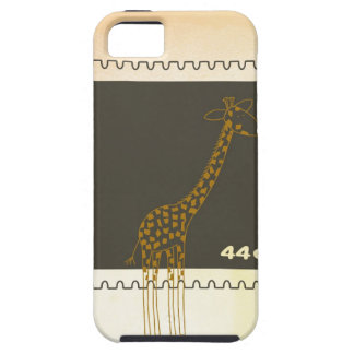 Stamp Giraffe iPhone 5 Cover