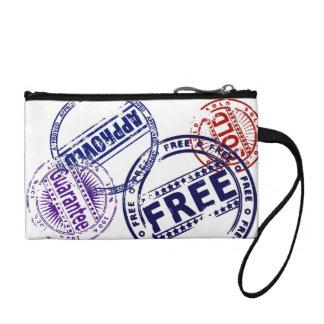 STAMP handbag Change Purses