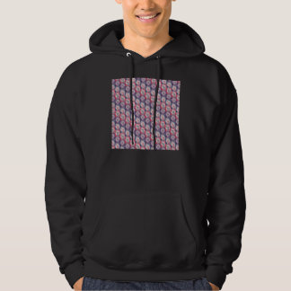 Stamp of Liberty Collage Hoodie