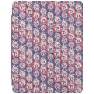 Stamp of Liberty Collage iPad Cover