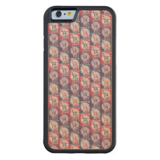 Stamp of Liberty Collage Maple iPhone 6 Bumper Case