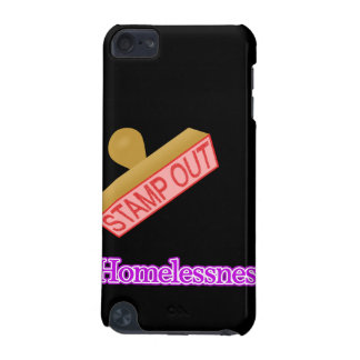 Stamp Out Homelessness iPod Touch 5G Cover