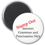 Stamp Out Internet Grammar And Punctuation Nits