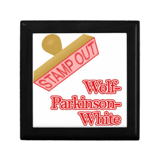 Stamp Out Wolf-Parkinson-White Trinket Boxes