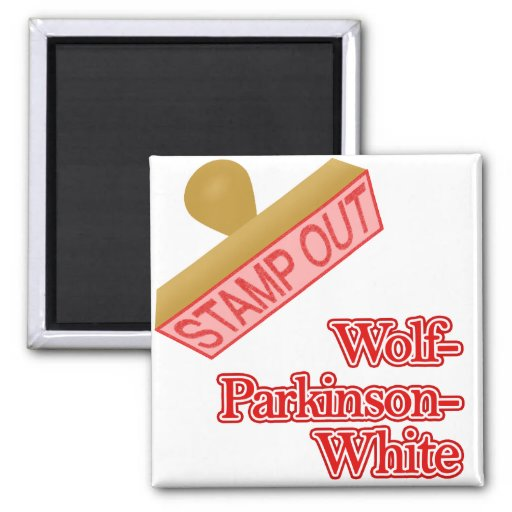 Stamp Out Wolf-Parkinson-White Magnets