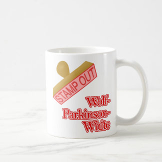 Stamp Out Wolf-Parkinson-White Coffee Mug