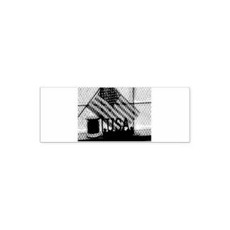 Stamp-  USA-Flag Self-inking Stamp