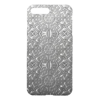 Stamped Metal iPhone Case