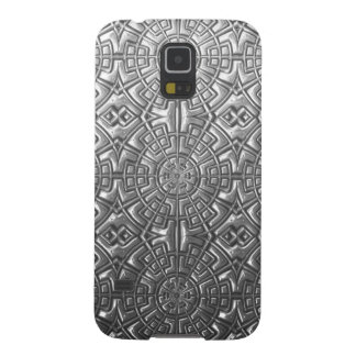 Stamped Metal Phone Case Galaxy S5 Covers