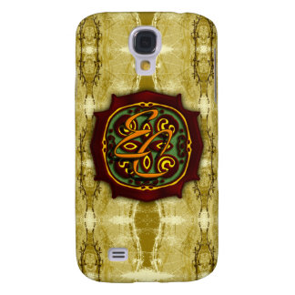 Stamped Paper Galaxy S4 Cases