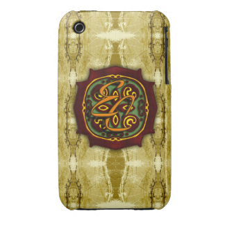 Stamped Paper Case-Mate iPhone 3 Cases