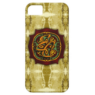 Stamped Paper iPhone 5 Cover