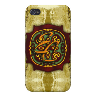 Stamped Paper iPhone 4/4S Cases