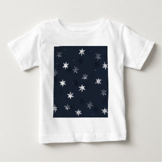Stamped Star Baby T-Shirt