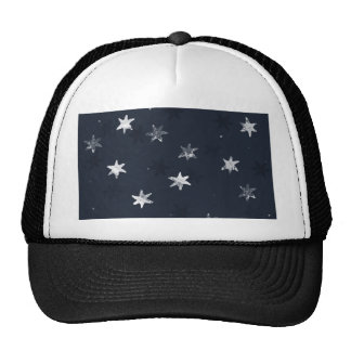 Stamped Star Cap