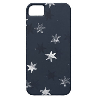 Stamped Star iPhone 5 Covers