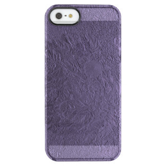 stamping clear iPhone SE/5/5s case