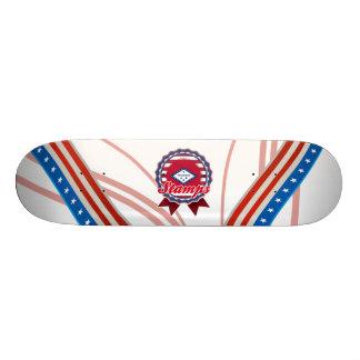 Stamps, AR Custom Skate Board