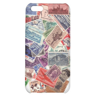 Stamps are fun cover for iPhone 5C