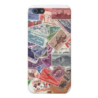 Stamps are fun iPhone 5/5S cover