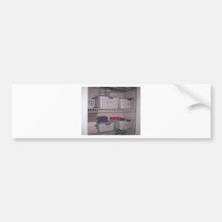 Stamps Car Bumper Sticker
