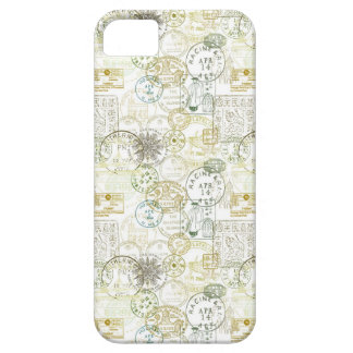 Stamps Case For iPhone 5/5S