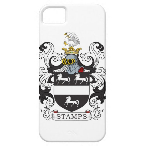 Stamps Family Crest iPhone 5 Case