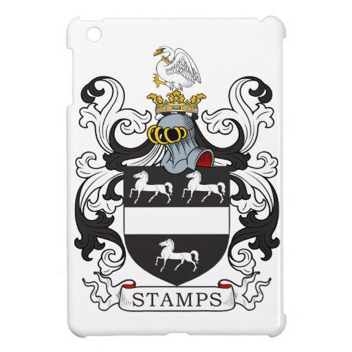 Stamps Family Crest iPad Mini Case