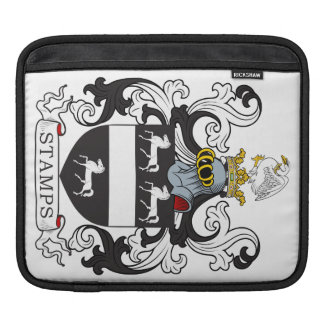Stamps Family Crest Sleeves For iPads