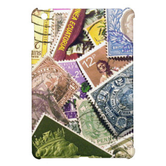 Stamps Cover For The iPad Mini