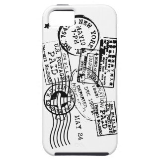 STAMPS MARRIES iPhone 5 CASE
