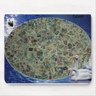 STAMPS MOUSE PAD