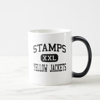 Stamps - Yellow Jackets - High - Stamps Arkansas Mugs