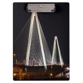 Stan Musial Veterans Bridge Clipboard
